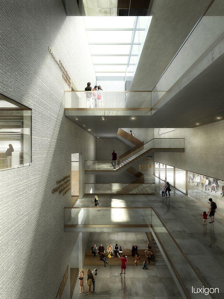173 Best Architecture Visuals Interior Images On Pinterest