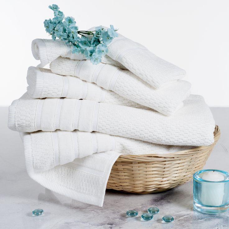 6 piece egyptian cotton towel set - Egyptian Cotton Towels