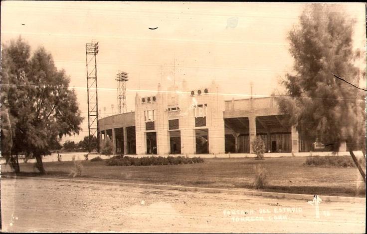 Portron del Estadio; Torreon, Coah.