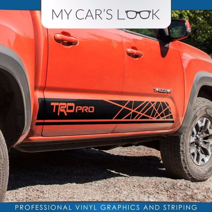 Tundra Trd Pro For Sale >> 35 best Decals For Toyota Tacoma images on Pinterest ...