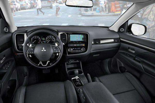 Mitsubishi Outlander 2018 Interior   Mitsubishi   Pinterest ...