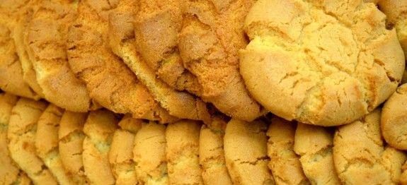 Peanutbutter cookies – Salt, sødt og sprødt