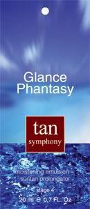 Эмульсия-пролонгатор загара увлажняющая Glance Phantasy 4-я фаза, 20 саше по 20 мл, Tan Symphony