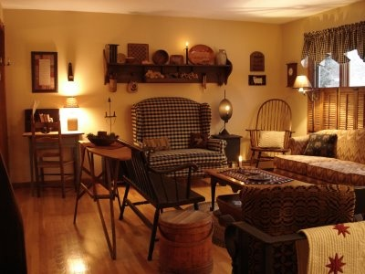 64 Best Colonial Living Room Designs Images On Pinterest
