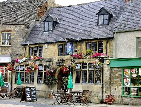 The Mermaid Pub, England