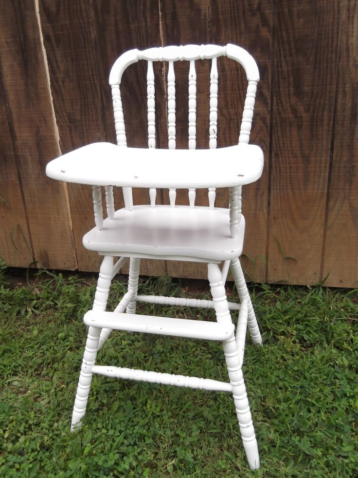 Best wooden high chairs ideas on pinterest