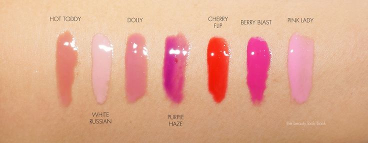 The Beauty Look Book: Buxom Holiday Lip Sets: Leave Your Mark & Don't Miss a Beat