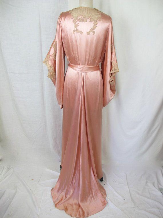 5d956157e5 1920s. Vintage Boudior~Dressing Gowns