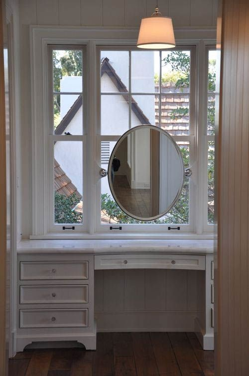 Mounting Mirrors In Front Of Windows Bathrooms Pinterest
