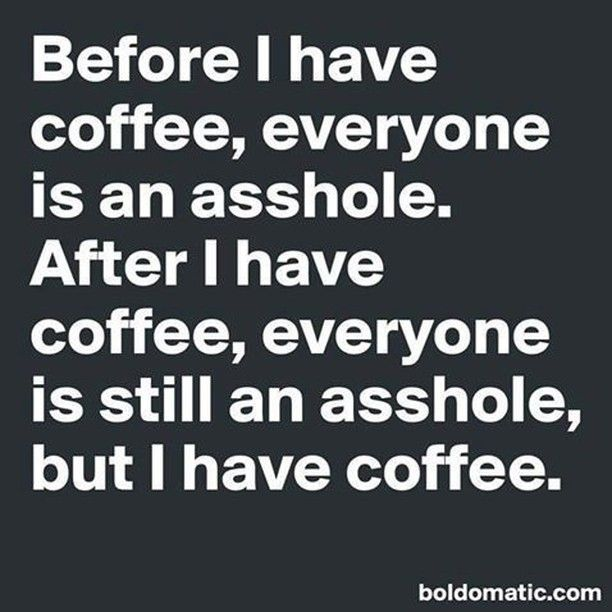 LOL. #coffee #truth