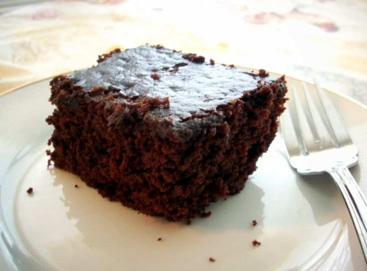 Eggless Milkless Butterless Chocolate Cake Recipe
