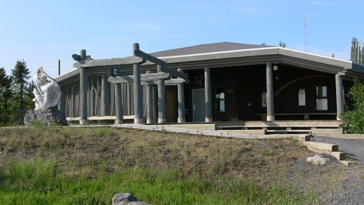 Inuvik-Cultural center