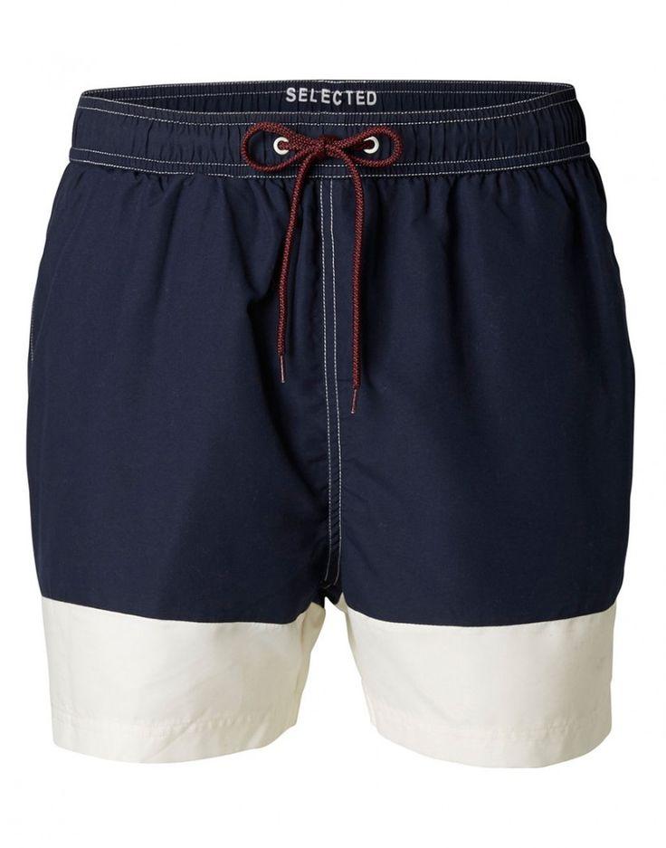 #Maillotdebain #Summer #Selected http://www.letagehomme.com/maillot-de-bain-bleu-marine-rayure-blanche-classic-heritage.html