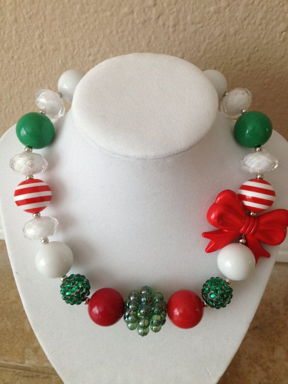 Childrens Christmas Jewelry at the shop, more coming soon!