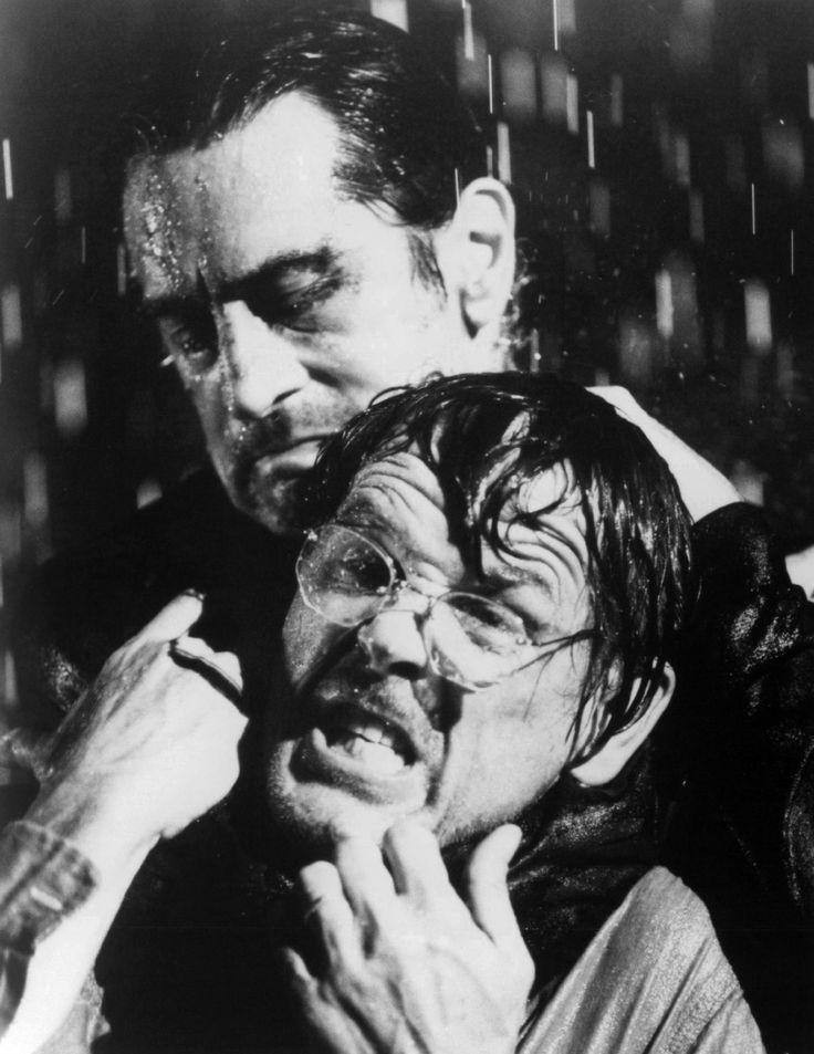 """Robert de Niro y Nick Nolte en""""El Cabo del Miedo"""" (Cape Fear), 1991"""