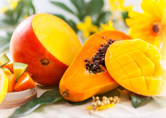 Mango Papaya Fragance Oil by AYOAOILS on Etsy