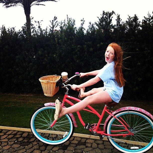 Sixthreezero Paisley Single Speed Cruiser Bike Beachbikes