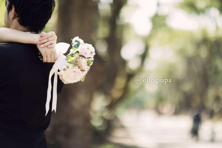 ロケーション前撮り & Pre Wedding film |*ウェディングフォト elle pupa blog*