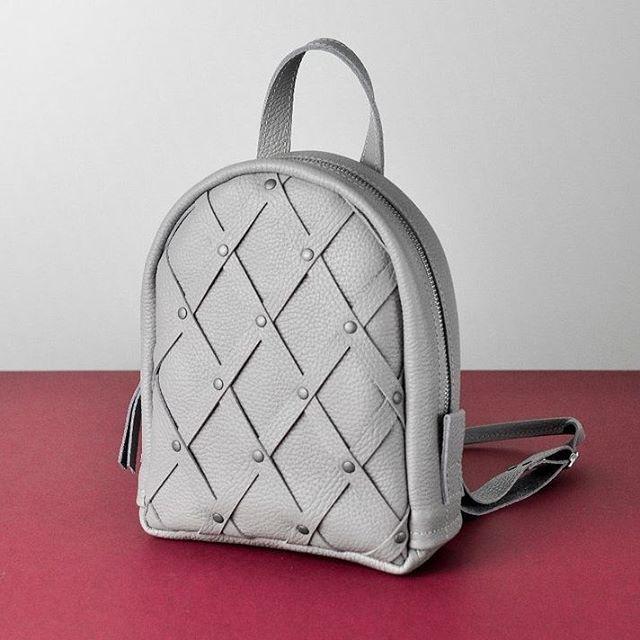 Неправда ли прекрасно? 7bags.com.ua — концентрат интересных кожаных изделий. #рюкзак #кожаныесумки #семьсумок #женскийрюкзак