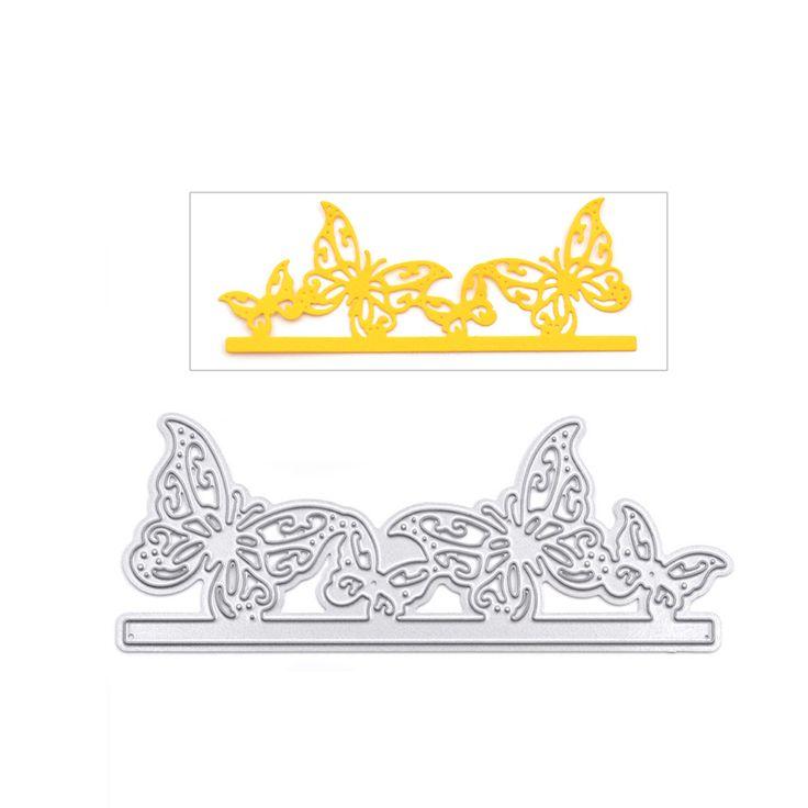 Encontrar Más Troqueles de corte Información acerca de Mariposa de Metal De Acero Al Carbono Estampado De Corte Muere Stencil Plantilla Scrapbooking DIY Decorativo Arte de Papel de Tarjetas, alta calidad tarjeta de la tarjeta, China cartón troquelado Proveedores, barato tarjetas de bricolaje de Sun-Shine Home en Aliexpress.com