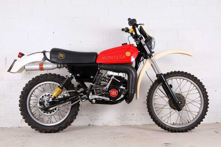 Como me gustaba esta moto!!*** 1978 Montesa Enduro 250 H6
