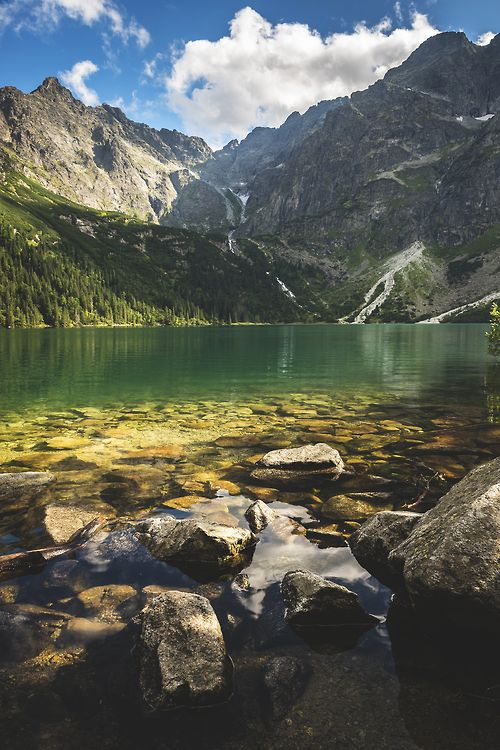Morskie Oko, Tatra Mountains, Poland | Robert Manuszewski