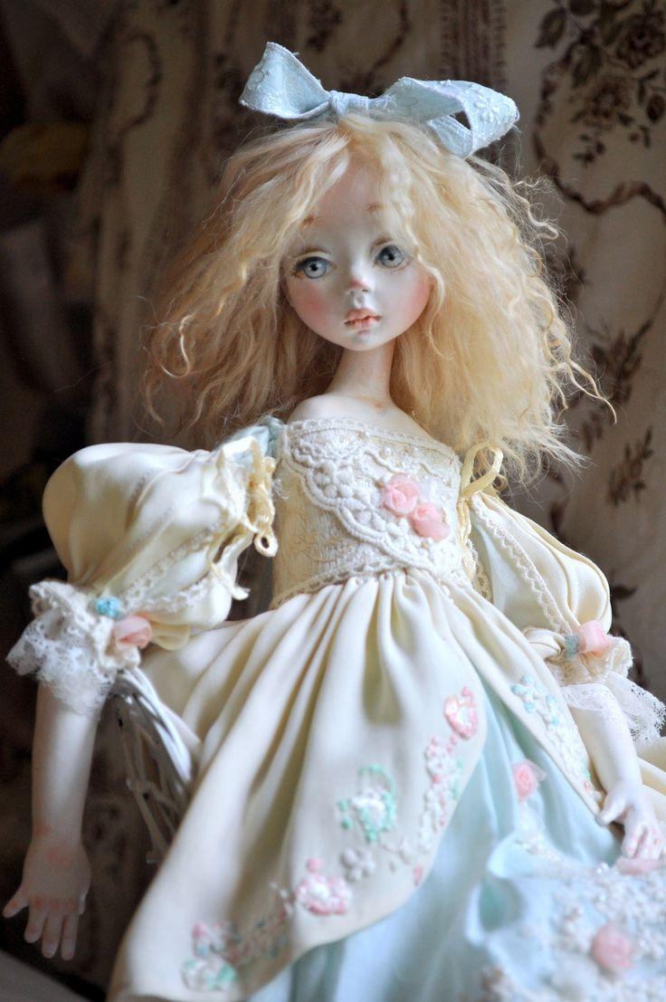 Куклы Пущиной Татьяны