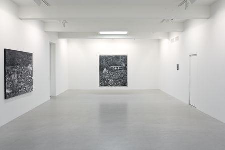 Viktor Rosdahl - Exhibition room I_Front