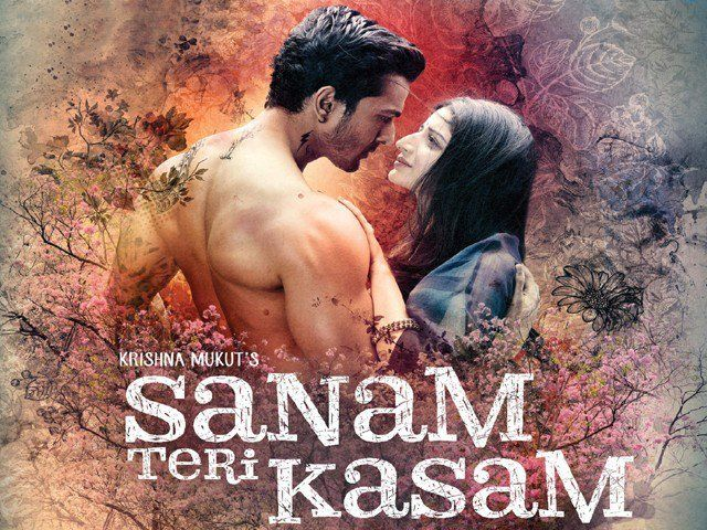 Sanam Teri Kasam is the cinematic equivalent of Chinese water torture – The Express Tribune Blog