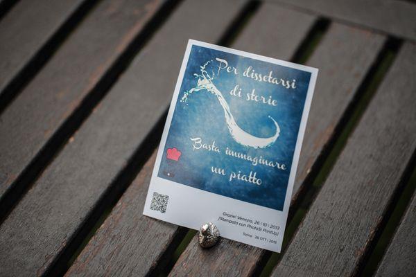 Per dissetarsi di storie, basta immaginare un piatto. Feat Acqua Alisea :)