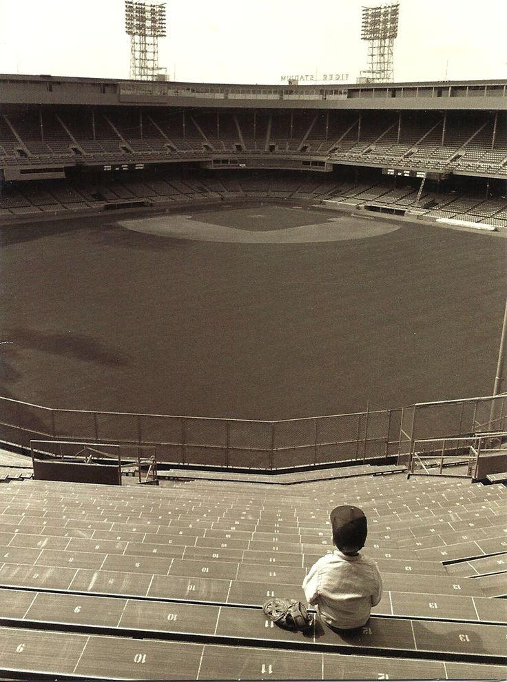 Old Tiger Stadium, Detroit, MI I saw Denny McLain pitch here in '68