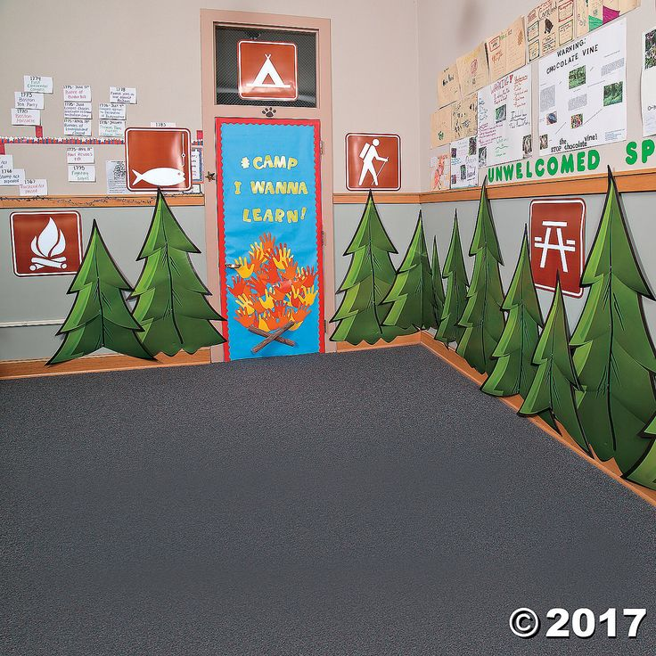 Camping Themed Classroom Decorations ~ Best images about camping themed classroom on