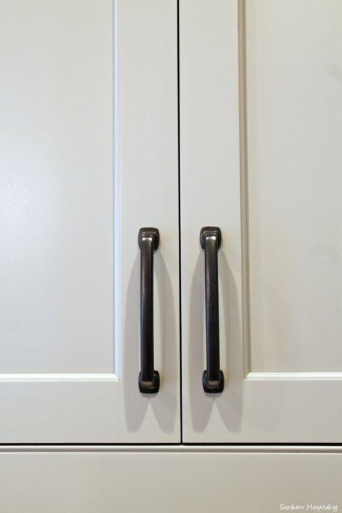Modern Kitchen Cabinet Hardware Rectangular Table Feature Friday Farmhouse In Atlanta Interior Design