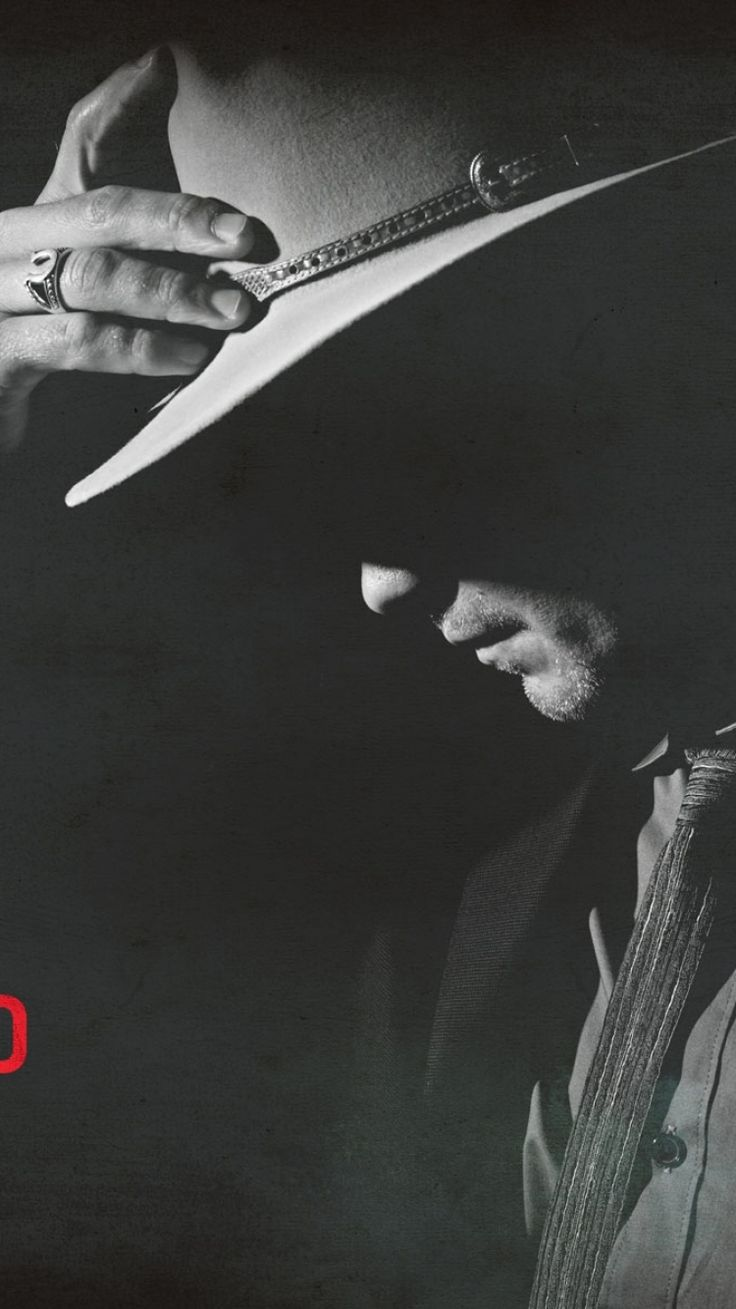 iPhone 5 - TV Show/Justified - Wallpaper ID: 122307