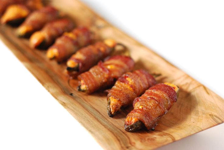 """Atomic Buffalo Turds are one of the most popular appetizers with BBQ folks. These from Chris at Nibble Me This look absolutely fantastic! If you haven't had an """"Atomic Buffalo Turd"""" before, make this recipe and you'll see why they're so popular! These are great for a tailgate, or anytime as they are that good! …"""