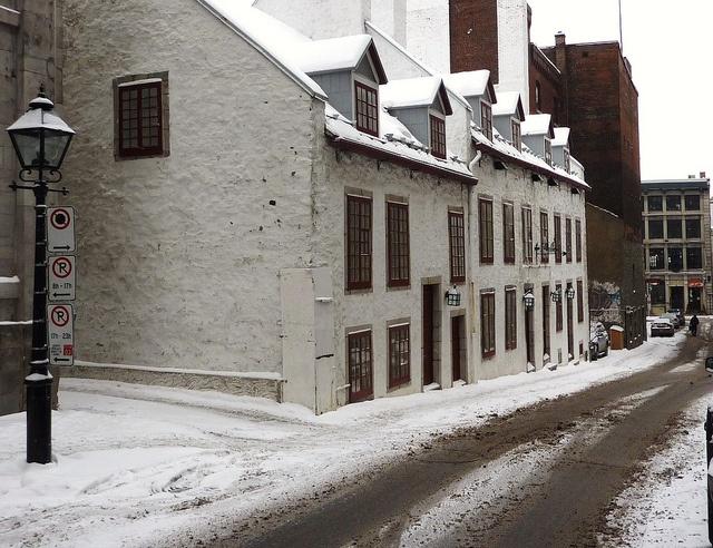 Old Montreal, Rue Saint-Vincent