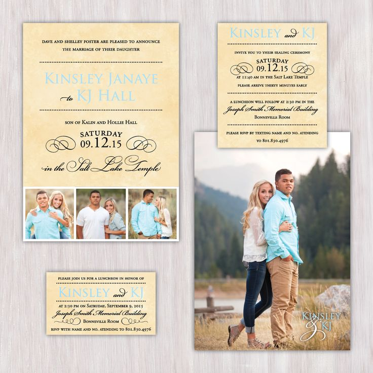small wedding ceremony invitations%0A Customdesigned wedding invitations and decor