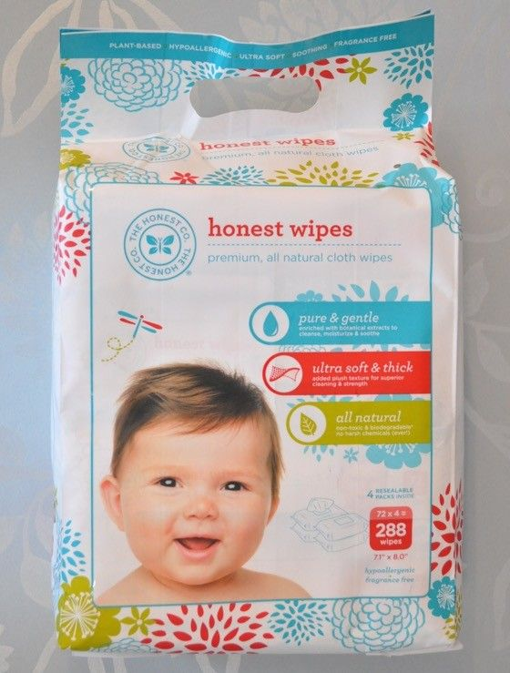 Honest Wipes: are the BEST!!! I've tried them all! Love these!!