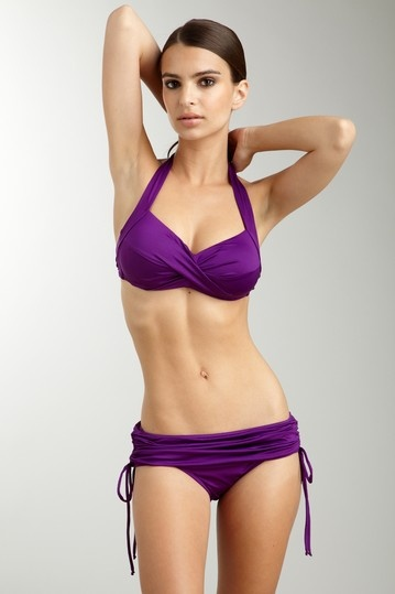 My Goal is to be able to wear a bathing suit like this one this summer (2014), and feel good about my body. This is my inspiration to lose some weight and workout now in February. :D