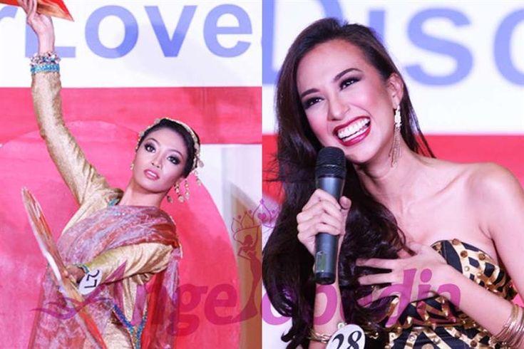 Binibining Pilipinas 2015 Talent Show