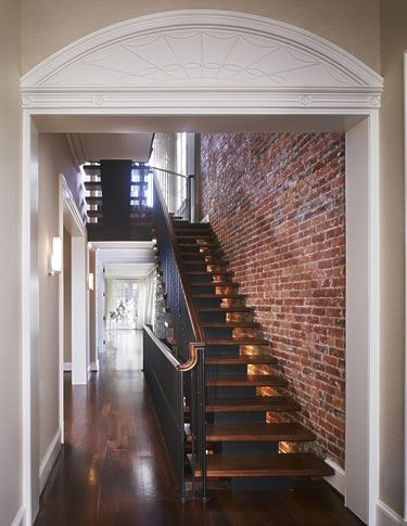 78 Best Ideas About Brick Accent Walls On Pinterest