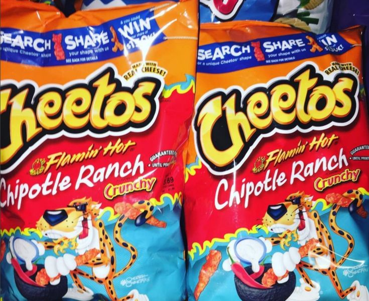 Cheetos Just Released A New Flamin' Hot Flavor—and People Are Pretty Fired Up
