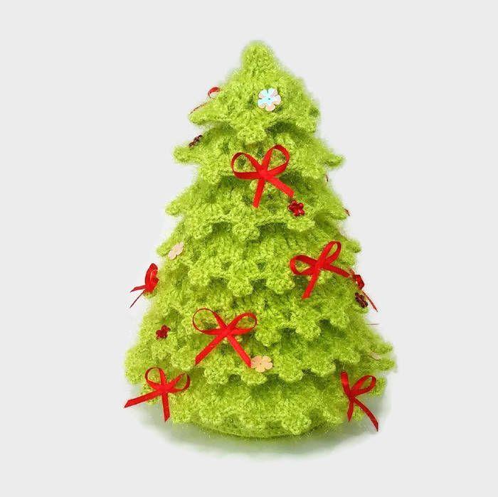 Christmas decor for sale Home decor christmas #Christmas #handmade #tree Crochet christmas tree Christmas tree for sale #Christmastreedecor
