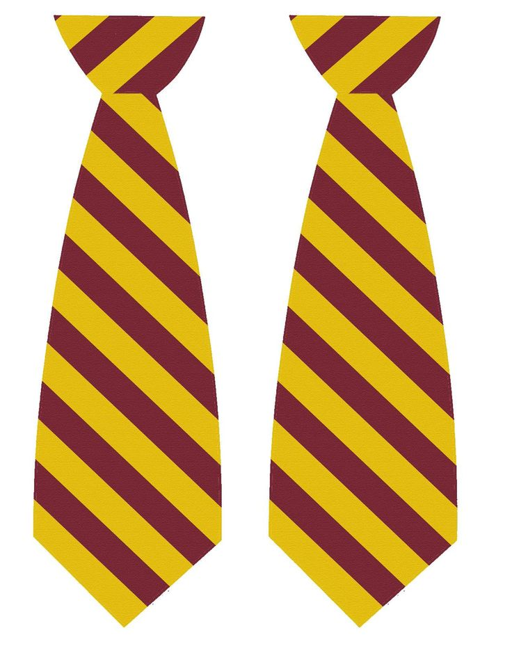 Harry Potter Tie Printables