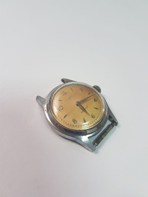 leather qa timex i watch s band women gold item dial watches xl en