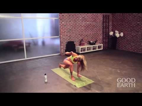 Wowza this video is NOT a joke. It's kick BUTI. ~Elizabeth-- BUTI Fitness workout inspired by Good Earth Tea's Sweetly Twisted, an intriguing black and herbal blend. It starts sweetly enough only to take an unexpected tangy twist that keeps you guessing, leading to a refreshing finish - just like the workout.