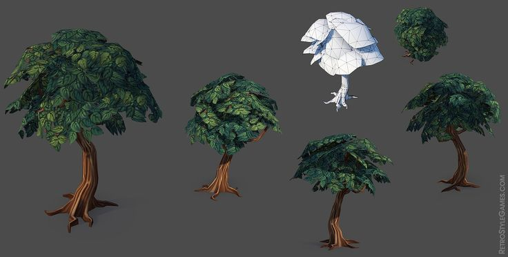 cartoon-tree-low-poly-textured.jpg (1355×686)