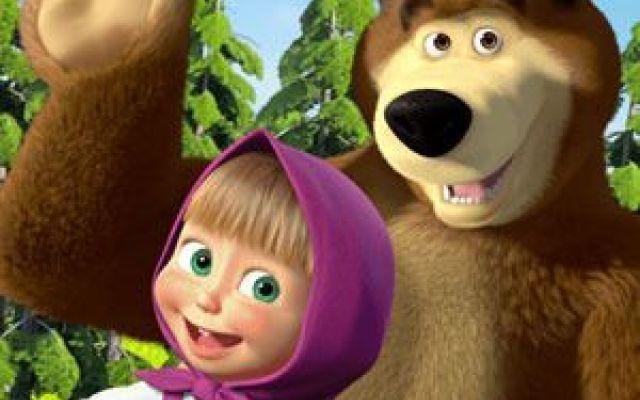 Peppa pig sarà presto un ricordo con masha e orso il