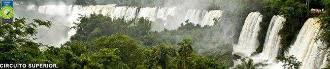 Iguazu Argentina – Portal de las Cataratas del Iguazú » Circuito Superior