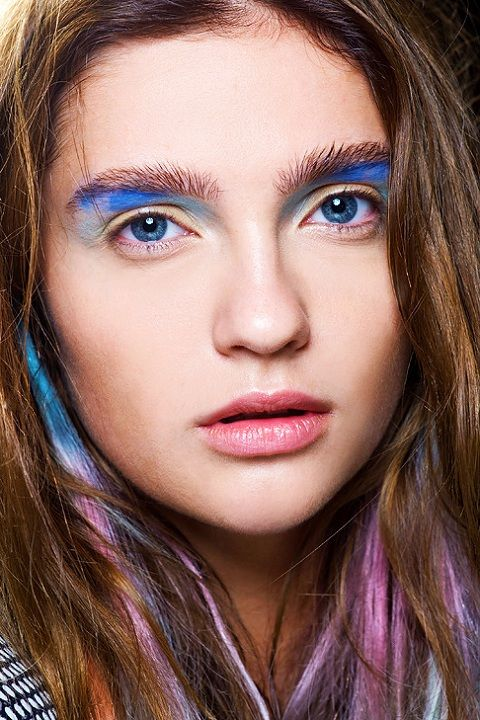 Летний макияж 2013